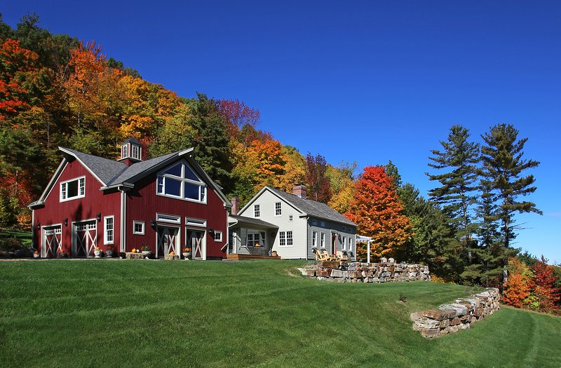 Main House with Apartment Loft Suite - Pond Mountain Inn: Book The Entire Property - Wells - rentals