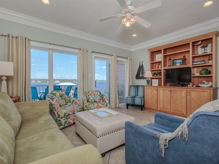 On Golden Pond 8A West - Image 1 - Gulf Shores - rentals