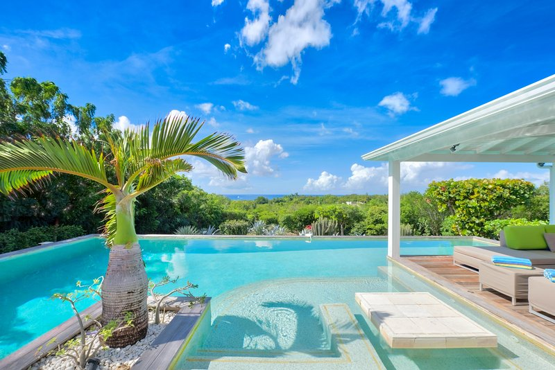 Kiwi, Terres Basses, St Martin - KIWI...lovely pool, total privacy, luxury at a great price! - Terres Basses - rentals