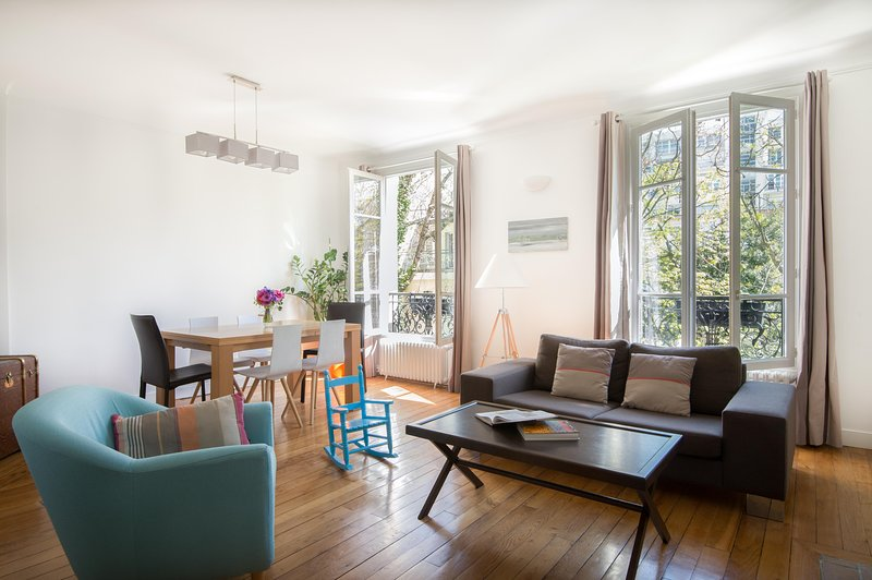 onefinestay - Rue de Vaugirard III private home - Image 1 - Paris - rentals