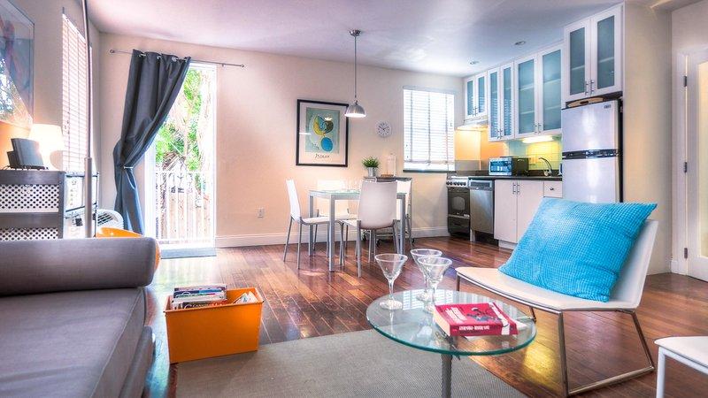 Trendy condo in the coolest SoBe ! (4) - Image 1 - Miami Beach - rentals
