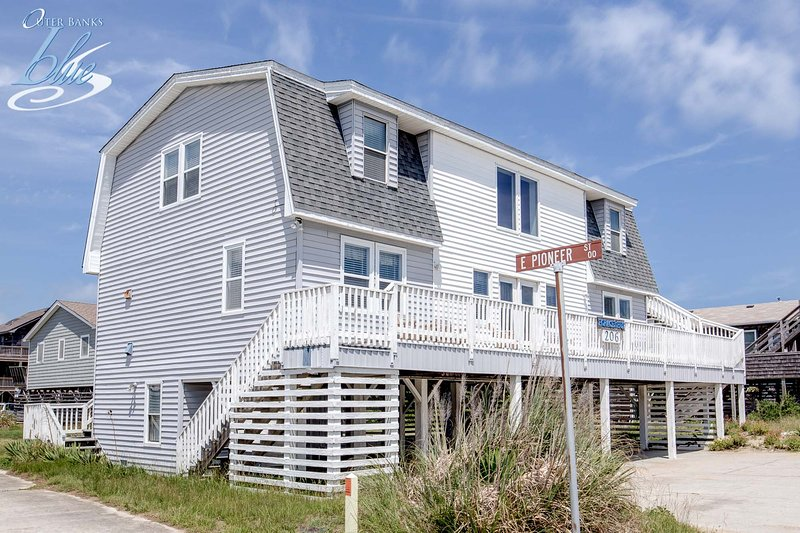 SNH049-Horaces Hut - Image 1 - Nags Head - rentals