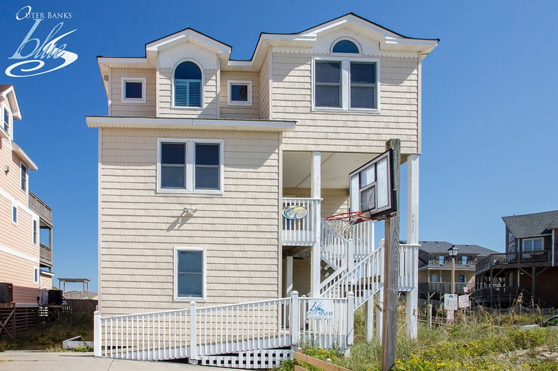 SNH008-Twisted Fish - Image 1 - Nags Head - rentals