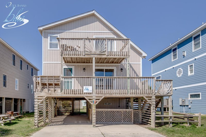 NH035-My Flip Flop Retreat - Image 1 - Nags Head - rentals