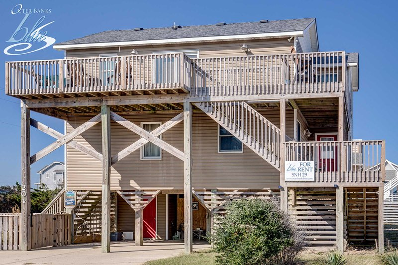 SNH029-Beachcomber's Paradise - Image 1 - Nags Head - rentals
