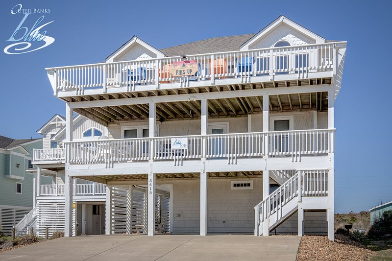 NH009-Fins Up - Image 1 - Nags Head - rentals