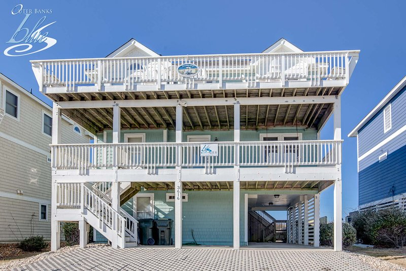 NH008-Double Dip Beach House - Image 1 - Nags Head - rentals
