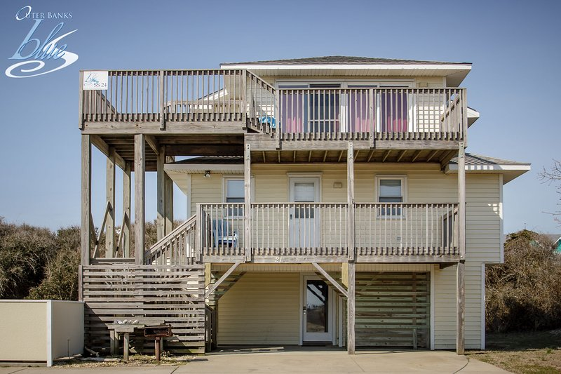 SS024-Relax N Joy - Image 1 - Southern Shores - rentals