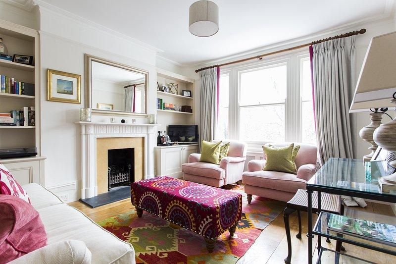 onefinestay - Albert Bridge Road II private home - Image 1 - London - rentals