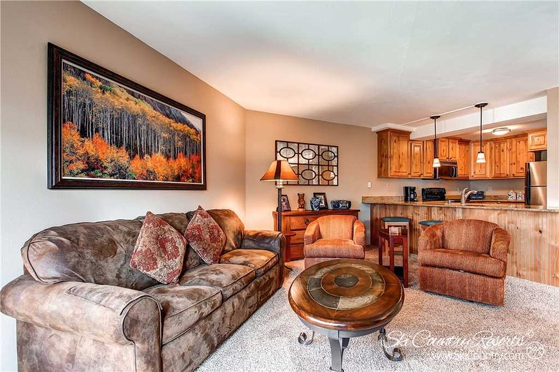 Powderhorn Condos A203 by Ski Country Resorts - Image 1 - Breckenridge - rentals