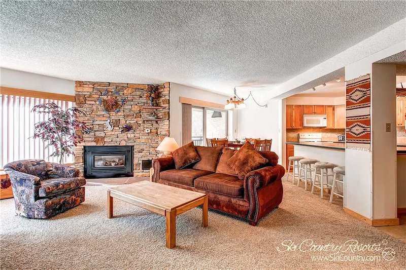 Powderhorn Condos C204 by Ski Country Resorts - Image 1 - Breckenridge - rentals