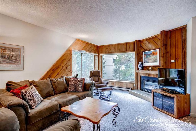 Powderhorn Condos C304 by Ski Country Resorts - Image 1 - Breckenridge - rentals