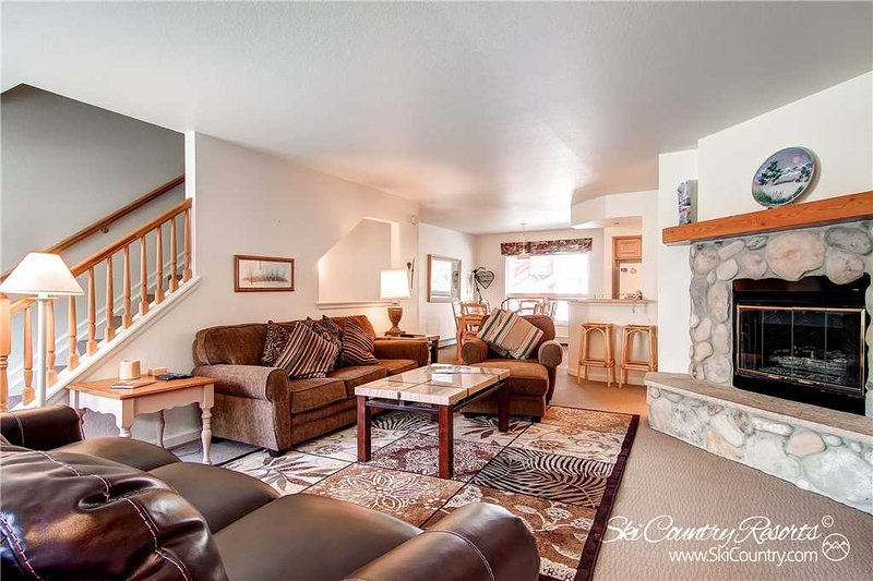 Pine Creek Townhomes J by Ski Country Resorts - Image 1 - Breckenridge - rentals