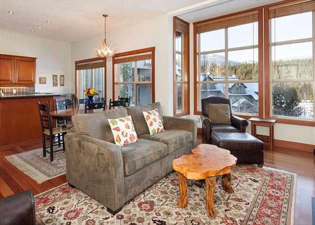 Blackcomb Greens #31 | Renovated  2 Bedroom on Chateau Whistler Golf Course - Image 1 - Whistler - rentals