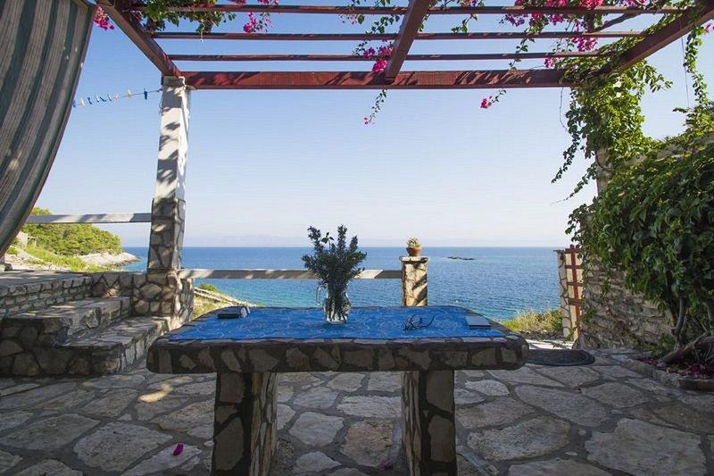 house - Doria H(3+1) - Cove Stiniva (Vela Luka) - Cove Stiniva (Vela Luka) - rentals