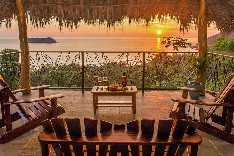 Close Ocean Views - Walk to Beach & National Park - Vista Oceana - Image 1 - Manuel Antonio National Park - rentals