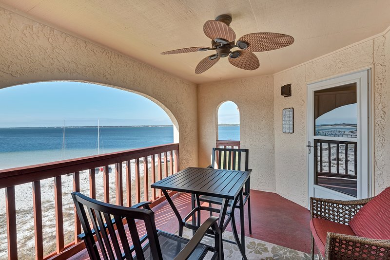 Sunset Harbor Palms 1 bedroom condo 2-310 - Image 1 - Navarre Beach - rentals