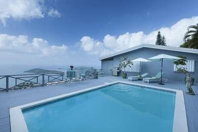 Cozy 1 Bedroom Home on St. Thomas - Image 1 - North Side - rentals