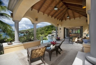 Gorgeous 5 Bedroom Villa in Peter Bay - Image 1 - Saint John - rentals