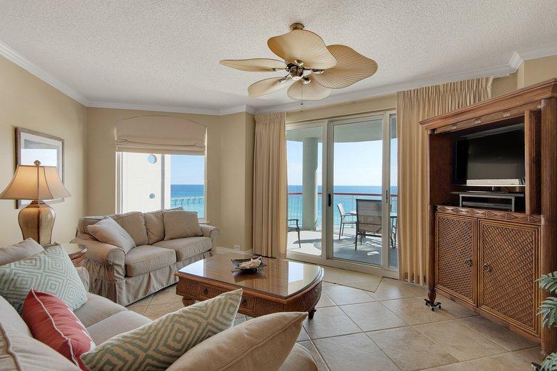 Beach Colony Resort 9B - Image 1 - Navarre Beach - rentals