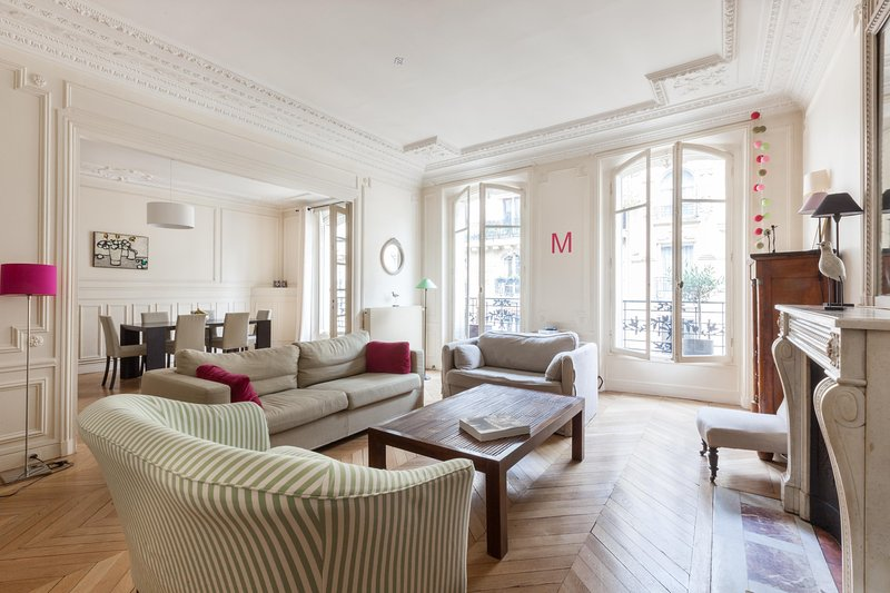 onefinestay - Rue José-Maria de Heredia private home - Image 1 - Paris - rentals