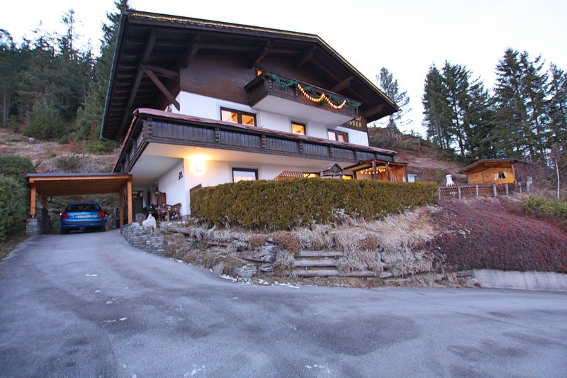 Panorama Apartment Isser - Panorama-Apartment Isser with best views Seefeld and sunny garden with BBQ - Seefeld - rentals