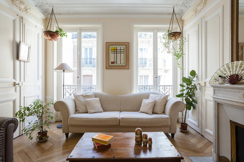 onefinestay - Rue de l'Arc de Triomphe private home - Image 1 - Paris - rentals