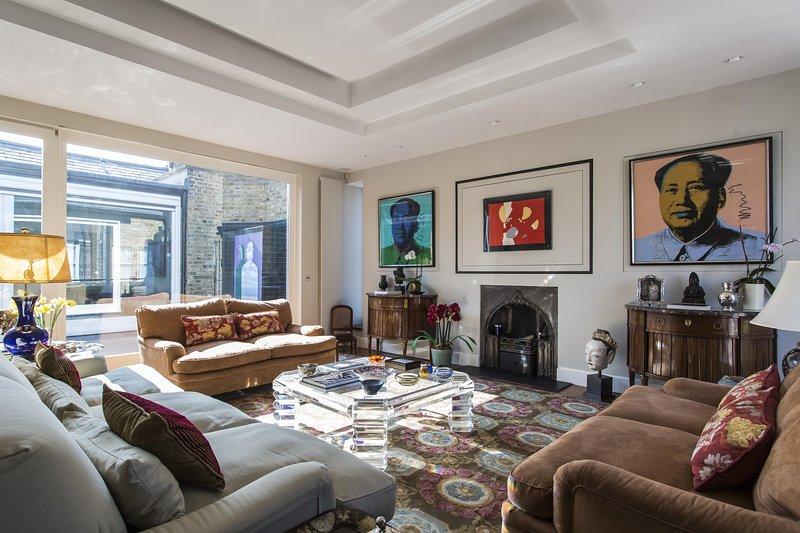 onefinestay - Bramham Gardens IV private home - Image 1 - London - rentals