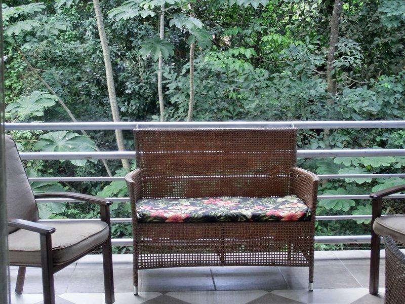 Casa Blanca - 3 Min. to Beach, Balcony Forest View - Image 1 - Playa Potrero - rentals