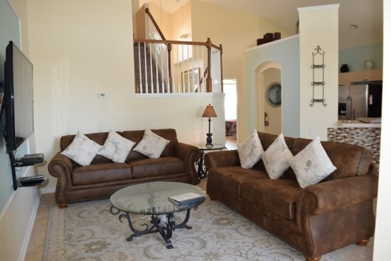 5 Bed 3.5 Bath Pool Home with Spa in Windsor Palms. 8026KPC - Image 1 - Orlando - rentals
