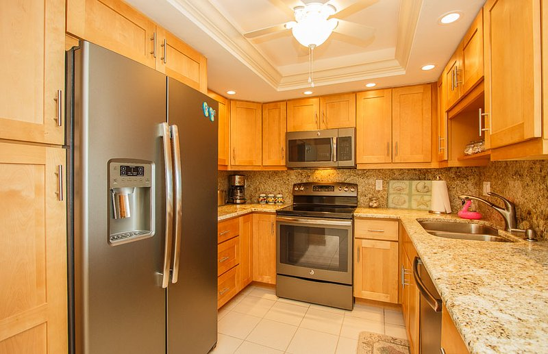 Kitchen - SST3-409 - South Seas Tower - Marco Island - rentals