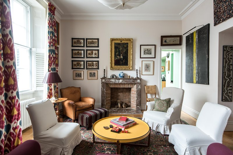 onefinestay - Royal Crescent private home - Image 1 - London - rentals
