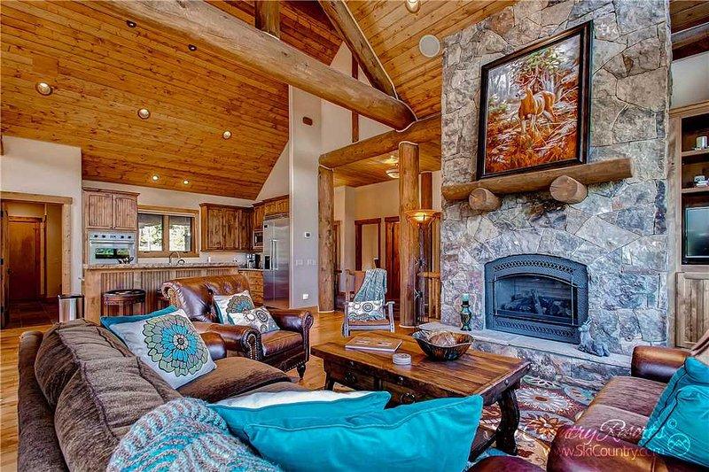 Wiese Mountain Retreat by Ski Country Resorts - Image 1 - Breckenridge - rentals