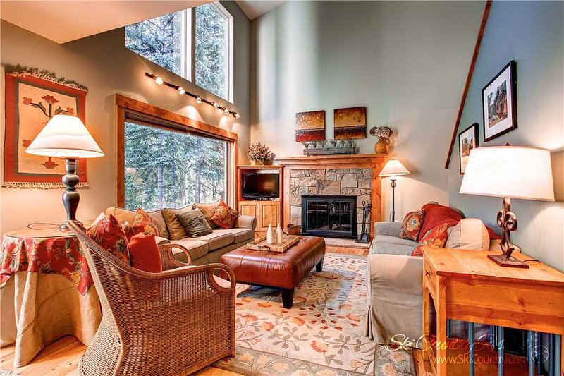 Warrior's Mark Townhomes 3 by Ski Country Resorts - Image 1 - Breckenridge - rentals
