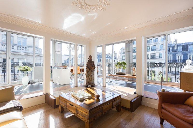 onefinestay - Boulevard de Bonne Nouvelle III private home - Image 1 - Paris - rentals