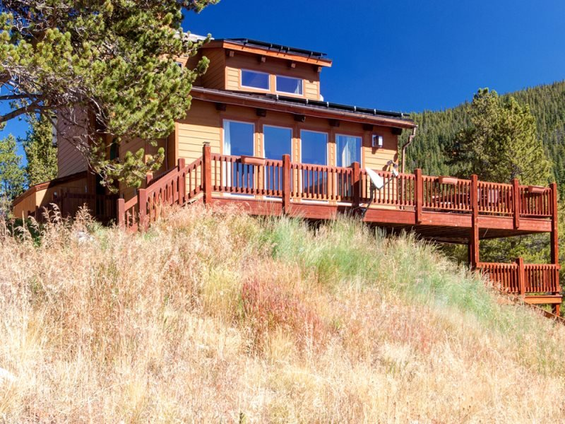 Beautiful Seclusion in Blue River, Your Private Home Away from Home, Just - Image 1 - Breckenridge - rentals