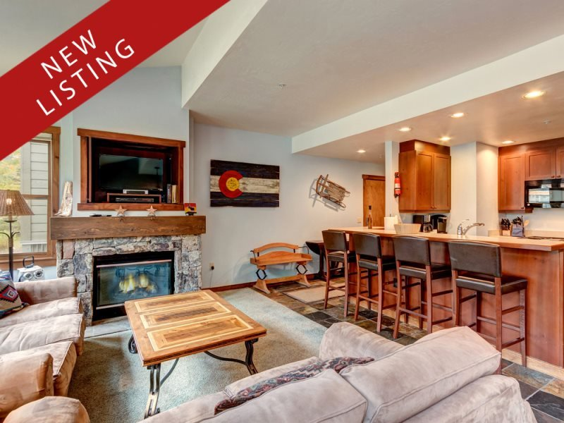 1-Bedroom 1-Bath Main Street Junction Condo, a Short Walk to Everywhere You - Image 1 - Breckenridge - rentals