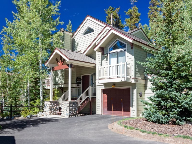This house has it all - value, location, and beautiful decoration in downtown - Image 1 - Breckenridge - rentals