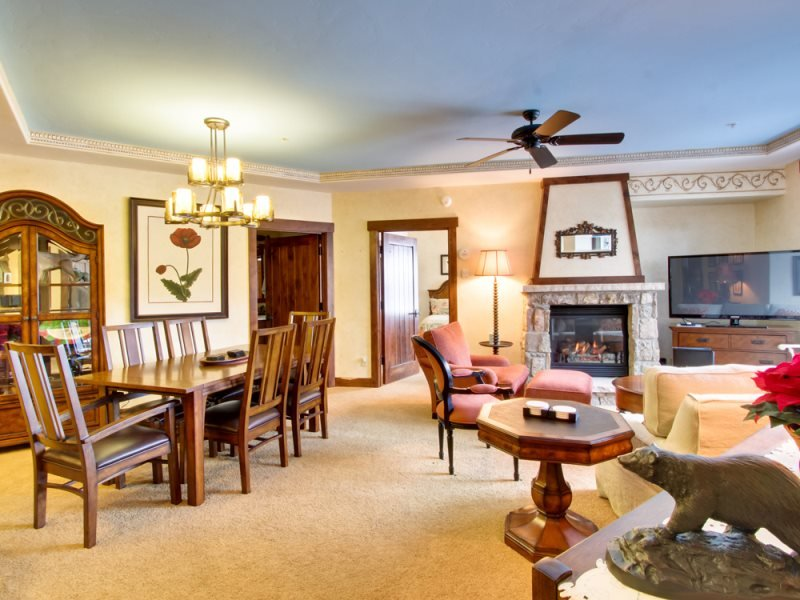 Newly Remodeled in Extreme Luxury, 2-Bedroom Slope-Side Crystal Peak Lodge - Image 1 - Breckenridge - rentals