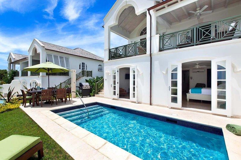 Royal Westmoreland - Coral Blu: Private Pool Deck - Royal Westmoreland - Coral Blu: Bright and Modern - Saint James - rentals