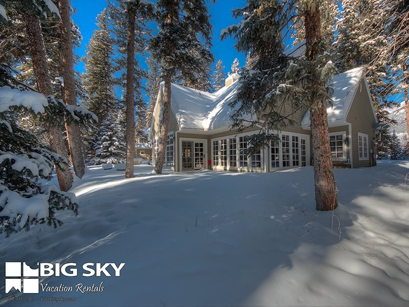 Big Sky Meadow | Creekside Retreat - Image 1 - Big Sky - rentals