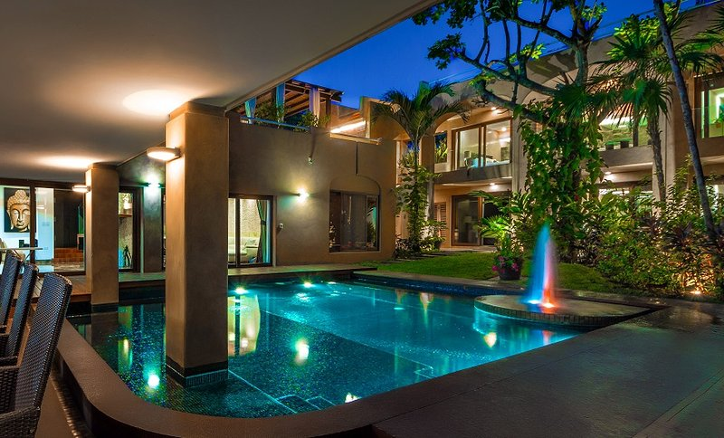 Quinta Clara - Large Beach Estate in Playacar within Walking Distance to Town! - Image 1 - Playa del Carmen - rentals
