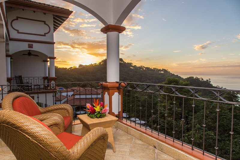 Shana Residences 3Br: Sea-Views & Walk-to-Beach! - Image 1 - Manuel Antonio National Park - rentals