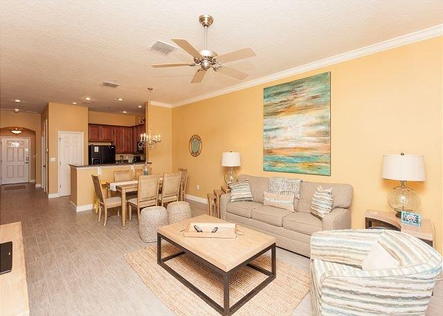 Direct Oceanfront 5th-Floor Condo at Cinnamon Beach! Unit 553 ! - Image 1 - Palm Coast - rentals