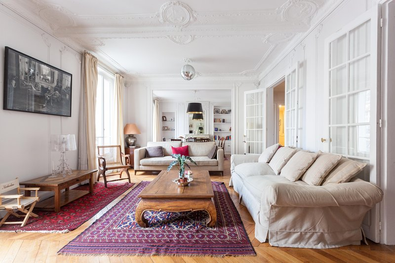 onefinestay - Avenue Charles Floquet private home - Image 1 - Paris - rentals