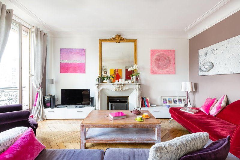 onefinestay - Place Bienvenüe private home - Image 1 - Paris - rentals