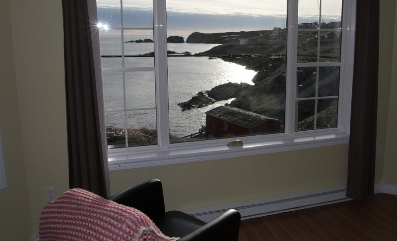 Master Suite View - Harbor View B&B in Historic Grates Cove - Grates Cove - rentals