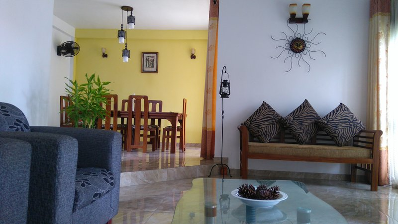 Living Area - Entire villa for less than a hotel room price - Panadura - rentals