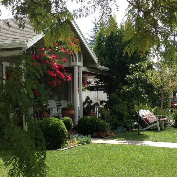 Craftman style Universal Studios Home with Spa - Image 1 - Los Angeles - rentals
