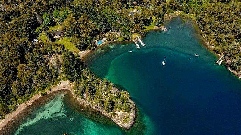 Luxury Private Villa Lake Front Bariloche - Image 1 - San Carlos de Bariloche - rentals